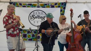 Reno Swing Set - Strawberry Music Festival
